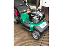 Briggs and Stratton by qualcast petrol Lawnmower