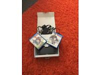 Ps vita boxed with 2 games and 8gb memory card