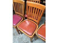 Restaurant Chairs various styles Second Hand