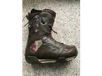 Burton Ruler Snowboard Boots. UK 11