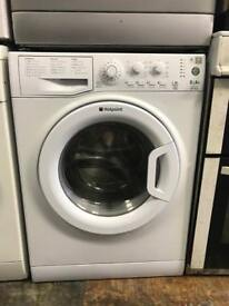 Hotpoint washing mechine A plus white