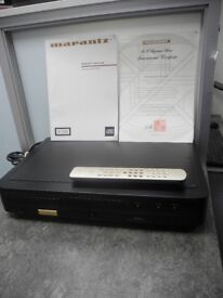 Marantz CD-17 K.I. Signature CD PLayer Boxed With Remote