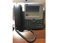 OFFICE STYLE TELEPHONE WITH LCD DISPLAY - Mulifuntion (Cisco IP Phone 7970 Series)