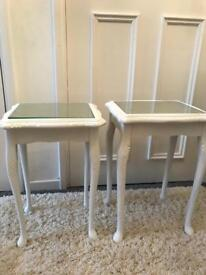 Bed Side Tables, Can do any colour You Want