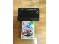 Xbox 360 u draw pad with drawing game