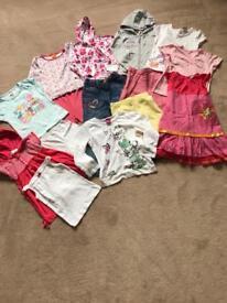 Age 3-4 Girls Bundle