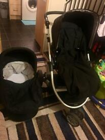 Mama&papa travel system