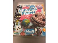 PS3 game little big planet £5