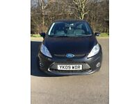 FORD FIESTA TDCi Zetec 1.4 **Manual** *Engine Oil Recently Changed* LONG MOT Till 13th March 2019
