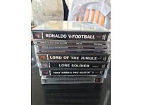 Bundle of PS1 play station 1 games