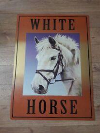 Pub sign White Horse