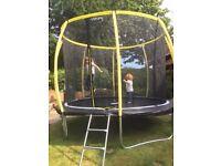 Telstar trampoline