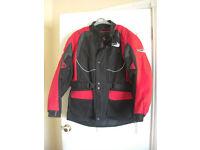 Tuzo Touring Motorbike Jacket.