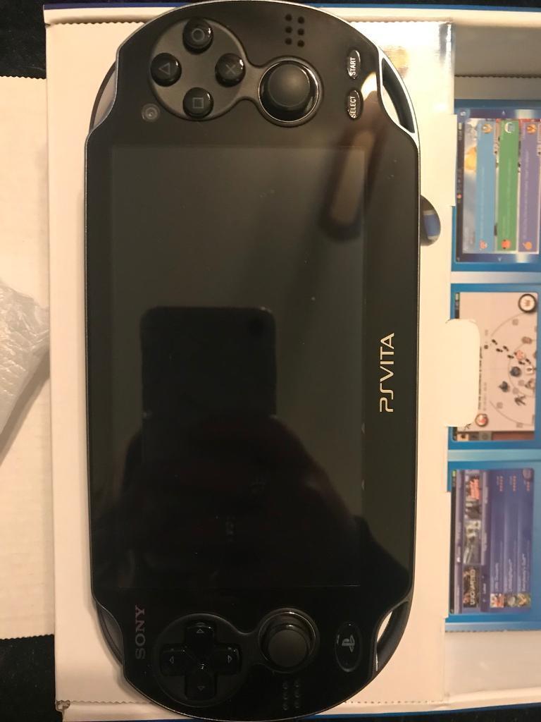 PS Vita - sold