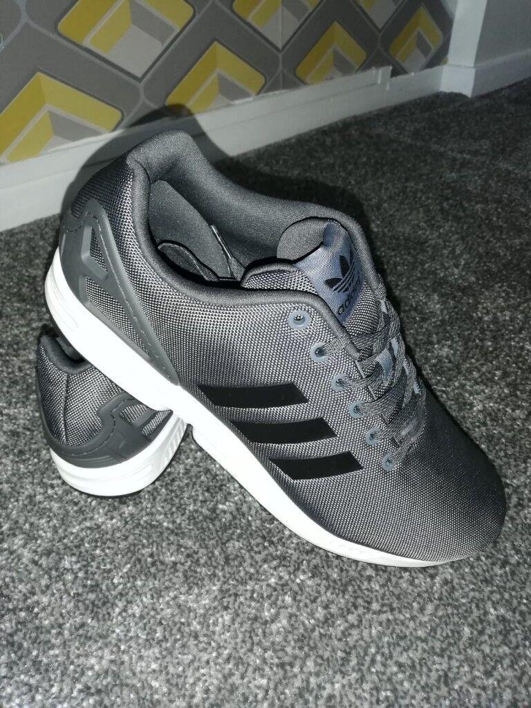 b9d307c733dcf8 Adidas zx flux trainers. Longbridge