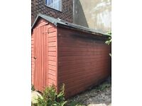 Shed for sale £100 or the nearest offer.