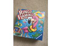 Ringo Flamingo ring toss game, brand new