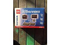Wireless Audio/Video Sender