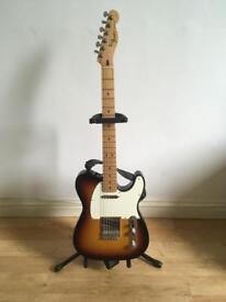 Fender Telecaster - Brown Sunburst MIM