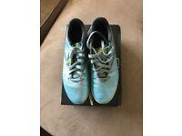 Adidas Astro turf trainers 15.3 Matt ice