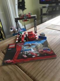 2 lego cars sets