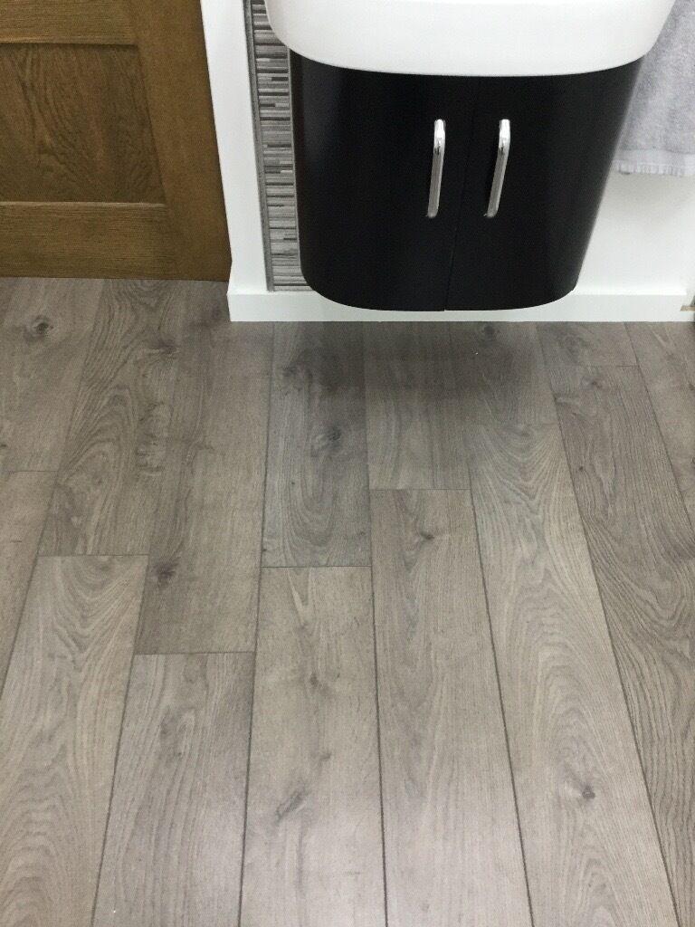 Bnib Laminate Flooring Wickes San Go Grey Colour 12 Mtrs 5 Bo 35 49 Per Box In