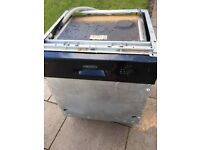 Hotpoint dishwasher Good condition but needs a new part for water heater