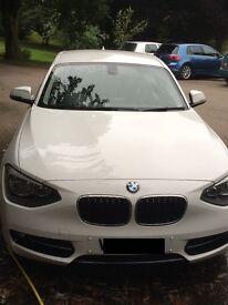 BMW 116d, 13 reg, 50400 miles, FSH, 1 owner (female) from new