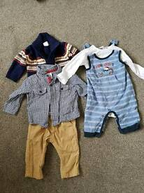 Junior J and Jasper Conran outfits 3-6 months