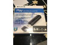 BELKIN play USB wireless adapter