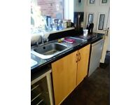 Kitchen cabinets for sale, used but in good condition
