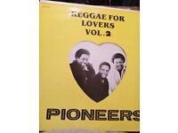 The pioneers - reggae for lovers