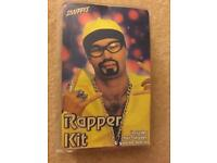 Ali G inspired fancy dress outfit