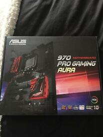 Asus 970 Pro Gaming Aura Motherboard