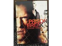 DVD Prison Break Season 3