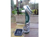 carlsberg beer pump somersby cider extra cold with drip tray excellent pump