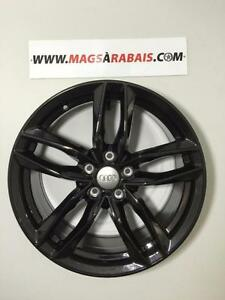 Mags 18 '' Audi HIVER **disponible avec pneus** A4 A5 A6 A3 Q3 S3 Q5 A7 S4 S5 S6
