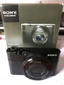 Sony Dsc-RX100 boxed as new