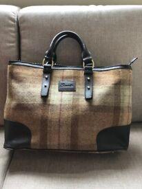 "Bronte ""Emily"" tote Brown leather handbag"