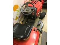MTD ride on lawn mower