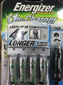 Energizer rechargable batterys