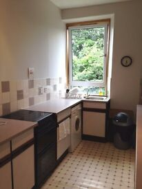 Newly Redecorated One Bed Flat, with new bathroom, on quiet street close to Hospital & Uni