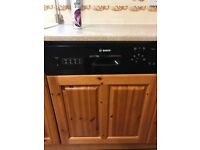 For sale Bosch integrated dishwasher. Exelent condition