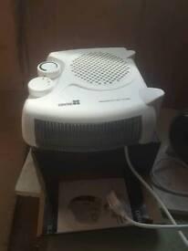 Portable fan heater brand new in box