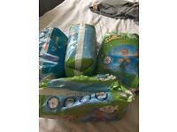 Free Swim nappies size 3-4/medium/ 7-15kg