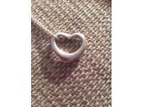 Tiffany hart necklace