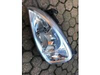 Corsa c passenger headlight.