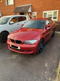 BMW 118d 2.0 litre sport