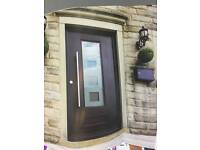 Rock door supplied and fitted any colour £599