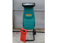 BOSCH AXT2200 GARDEN SHREDDER